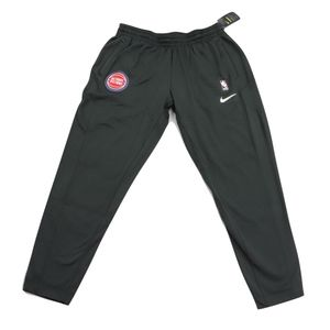 New Nike 2XL Detroit Pistons Therma Jogger Pants